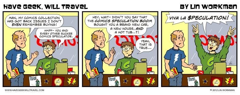 Comics $peculation