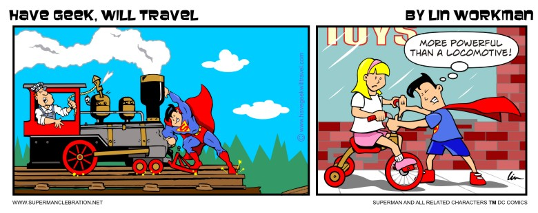 The Adventures of Superkid- pt2