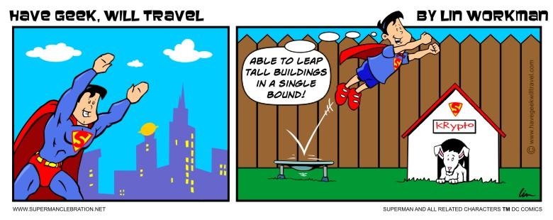 The Adventures of Superkid- pt3