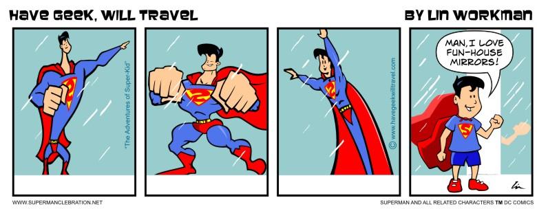 "The Adventures of Superkid- pt6 ""Mirror-mirror!"""