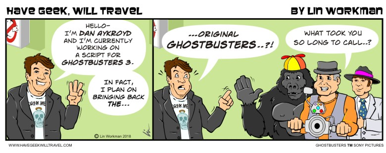 Original Ghostbusters
